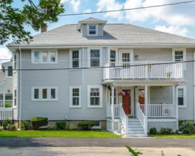 9 Cherry Street Unit #2, Belmont, MA 02478 2 Bedroom Apartment