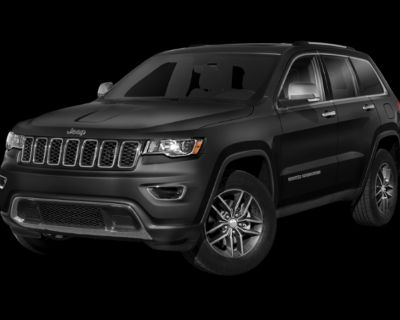 Pre-Owned 2018 Jeep Grand Cherokee Limited 4WD