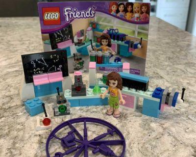 Lego Friends Olivia s Invention Workshop 3933