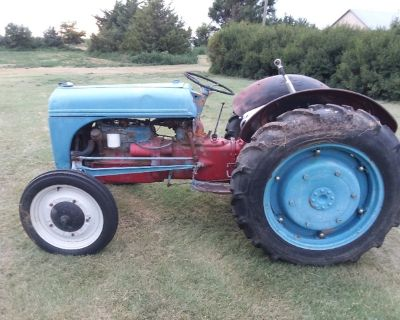 1954 Ford Tractor 9N