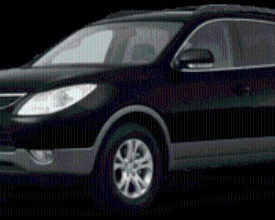2012 Hyundai Veracruz Limited FWD
