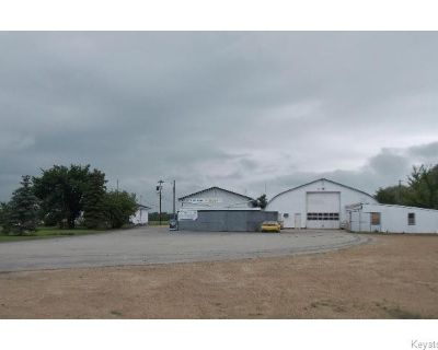 Commercial for Sale in Steinbach, Manitoba, Ref# 5853731
