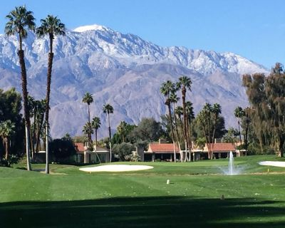 Stunning Contemporary -Private Setting view Golf & Mountains - Rancho Mirage