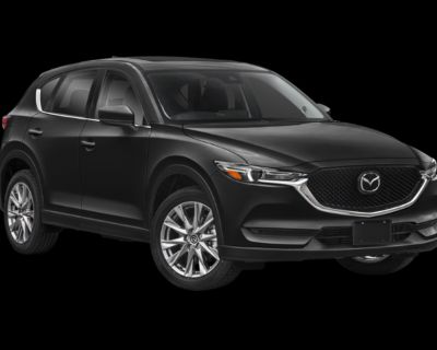 New 2021 Mazda CX-5 Grand Touring Reserve AWD 4D Sport Utility