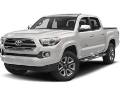 2018 Toyota Tacoma Limited Double Cab 5' Bed V6 RWD Automatic