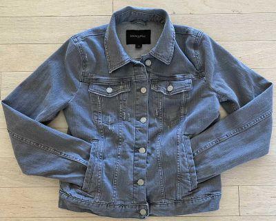 LNC Banana Republic Essential Jean Jacket - Grey