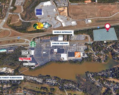 Land for Sale Hwy 90 Daphne