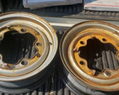 Thing wheels-rims dated 10/73, 9/73, 8/73