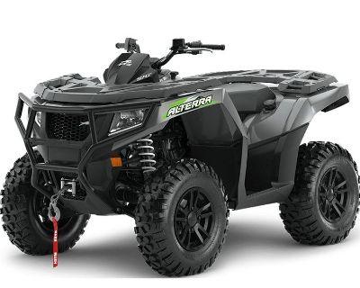 2020 Arctic Cat Alterra 570 EPS ATV Utility Chico, CA