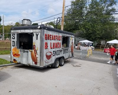 Snoopy Dog's Inc. Food Trailer for Sale in Staten Island, NY
