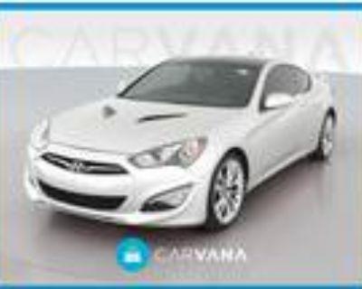 2013 Hyundai Genesis Silver, 48K miles