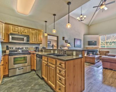 Large 3 bedroom plus Loft in Silverado Lodge