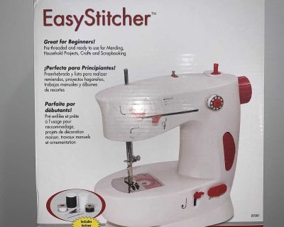 OBO - NEW IN BOX* EasyStitcher Sewing Machine Table Top