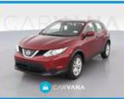2019 Nissan Rogue Red, 4K miles