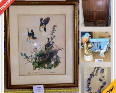 Arlington Downsizing Online Auction - 8th Street North