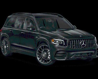 New 2021 Mercedes-Benz AMG GLB 35 4MATIC SUV AWD