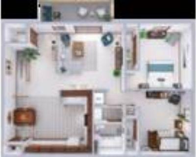 Westfield Apartments - WF - 2 Bed, 1 Bath Upper