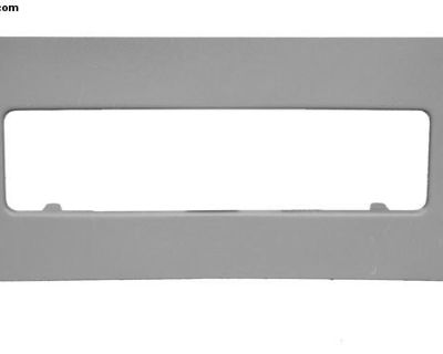 Metal Dash Radio Hole Repair Section 1958-77