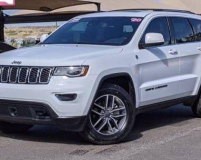 2020 Jeep Grand Cherokee North