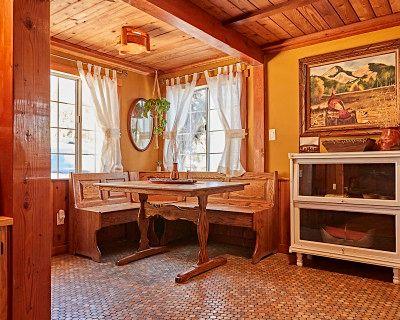 70's Rustic Ranch Cabin, Sylmar, CA