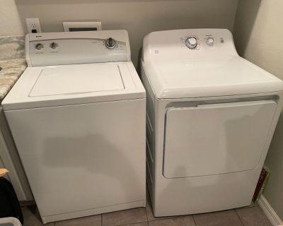 Washer / Dryer Set for Sale