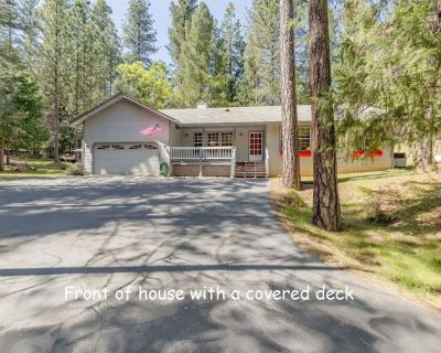 Charming home in Sierra Nevada Foothills - Foresthill