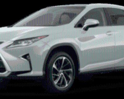 2019 Lexus RX RX 350 AWD