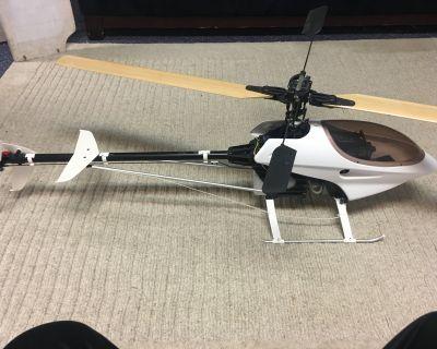 Thunder Tiger Raptor 30 Class RC Helicopter Version V.2