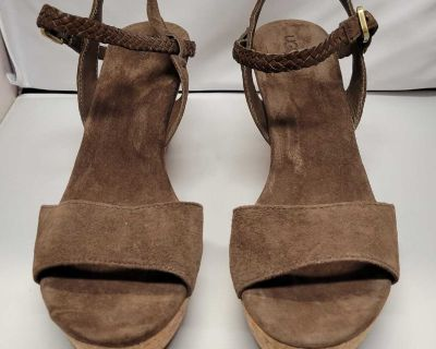 NWOT UGG Wedge Sandals; size 12M