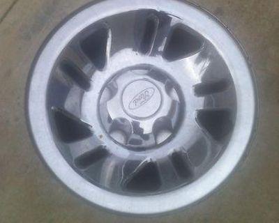 """98-07 Ford Ranger Explorer 15"""" Factory Original Oem Chrome Wheels Rims #3259"""