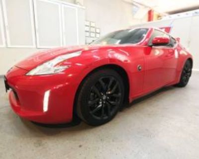 2016 Nissan 370Z Base Coupe Auto