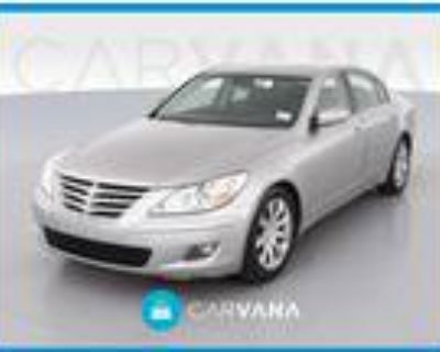 2011 Hyundai Genesis Silver, 74K miles