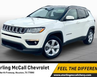 Jeep Compass Front Wheel Drive SUV