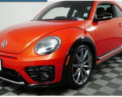 2017 Volkswagen Beetle R-Line SEL
