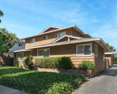 1089 Oakmont Drive #1, San Jose, CA 95117 3 Bedroom Apartment