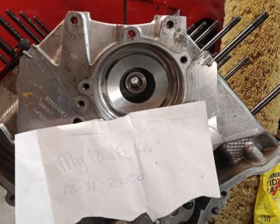 99-04 cobra parts garage cleanout
