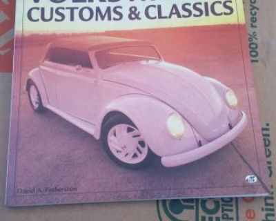 Volkswagen customs and classics book