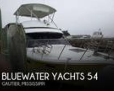 54 foot Blue Water Boats 54