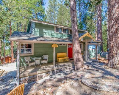 Chalet Scenic- Artist Owned -Scandinavian-Styled - Idyllwild