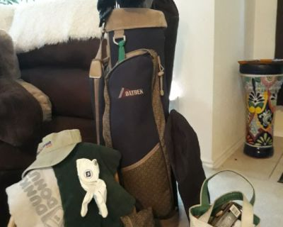 REDUCED: ladies golf clubs with accessories