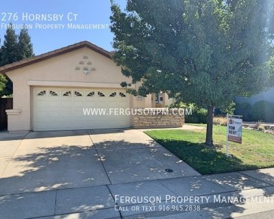 Three Bedroom Folsom Home that is Close to Everything