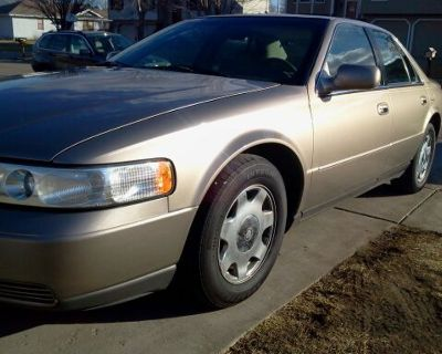 2001 CADILLAC SEVILLE SLS LUXURY CAR FOR SALE! LEATHER/SUNROOF! NICE! ONLY 90K!!