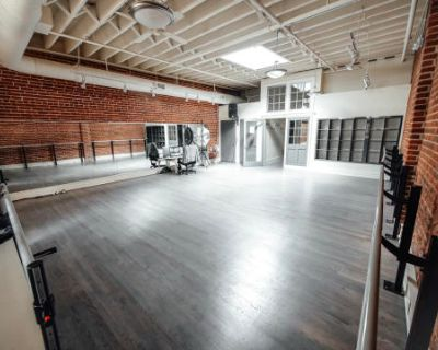 Industrial Style Dance Studio - Downtown Denver - Studio B, Denver, CO