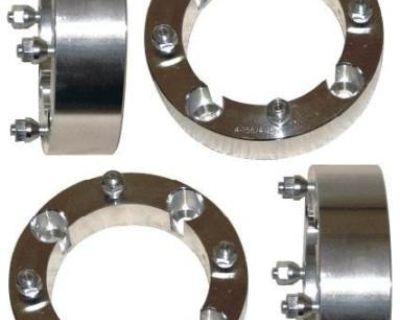 Polaris Sportsman Wheel Spacers (2 Inch) 2 Pair 4/156