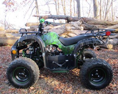 2020 Icebear PAH125-8S 125cc Youth/Kids Quad ATV Automatic with Reverse ATV Kids Howell, MI
