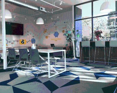 PALO ALTO CO-WORKING SPACE