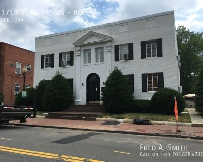 Charming Georgetown Two-Bedroom +Den! MOVE IN SPECIAL