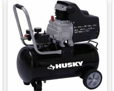 Person who wants not working air compressors