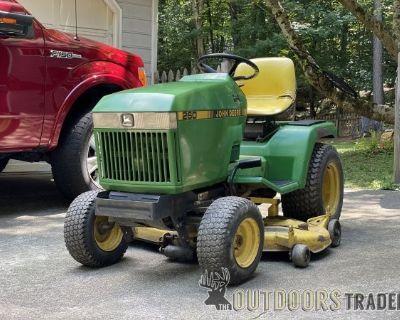FS/FT John Deere Garden Tractor