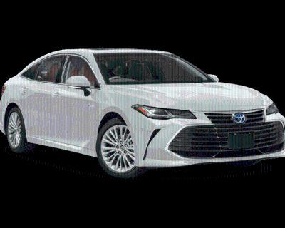 New 2021 Toyota Avalon Hybrid Limited FWD 4